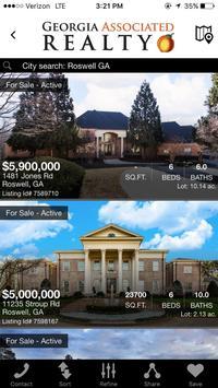 GAR Real Estate Search apk screenshot