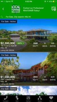 Local Hawaii Real Estate screenshot 1