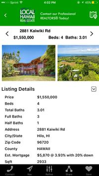 Local Hawaii Real Estate screenshot 3