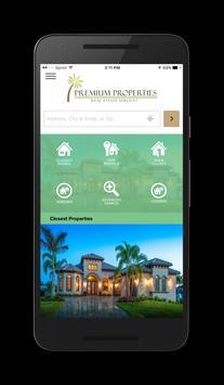 Premium Properties Florida Home Search poster
