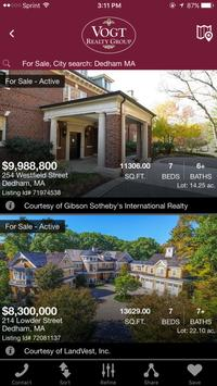 Vogt Realty Group Home Search apk screenshot