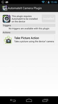 AutomateIt Camera Plugin poster
