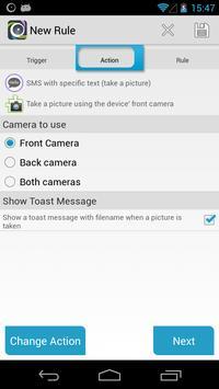 AutomateIt Camera Plugin screenshot 2