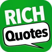 Rich Quotes - Tips by Millionaires & Billionaires icon