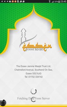 Essex Jamme Masjid apk screenshot