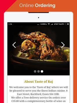 Taste of Raj apk screenshot