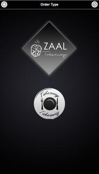 Zaal Takeaway poster