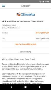 VR-Immobilien in Wildeshausen screenshot 1