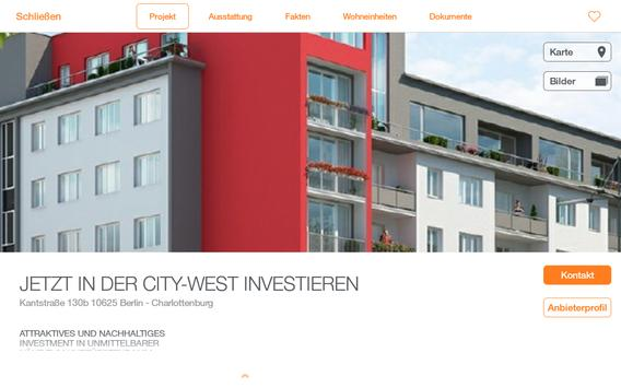 ESCON Immobilien apk screenshot