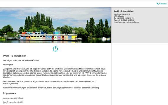 Part B apk screenshot