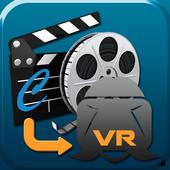 VR Video Converter - Watch 3D icon