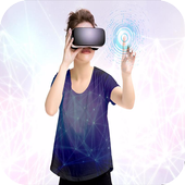 VR Player 3D Videos Live icon