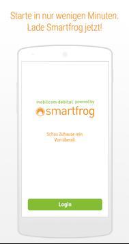 mobilcom-debitel Smartfrog poster