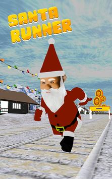 Subway Santa Xmas Runner Santa Secret Gifts 2018 screenshot 5