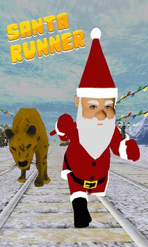 Subway Santa Xmas Runner Santa Secret Gifts 2018 screenshot 2