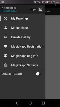 Magic Kapp apk screenshot
