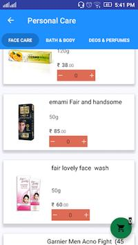 SmartKart screenshot 2