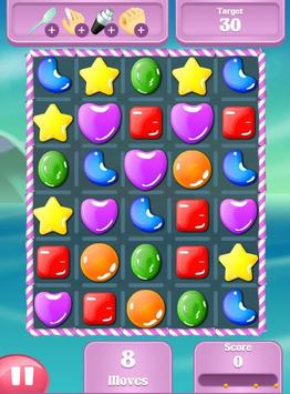 Guide for candy game poster