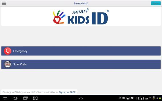 SmartKidsID apk screenshot