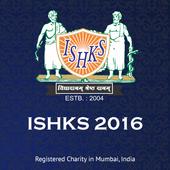 ISHKS 2016 conference app icon