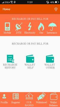 Smart India Wallet apk screenshot