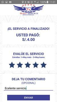 Taxi Mall Service screenshot 5
