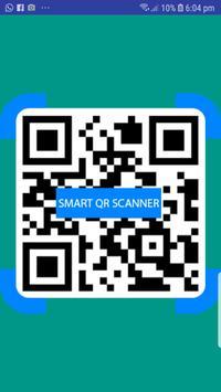 SMART QR SCANNER poster
