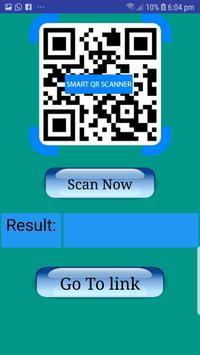 SMART QR SCANNER screenshot 1