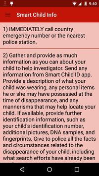 SmartchildInfo screenshot 4
