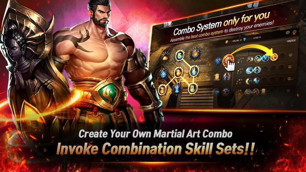 Martial Heroes screenshot 2