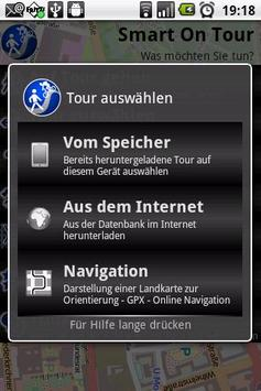 SmartOnTour apk screenshot