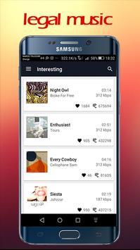 free music downloader pro screenshot 1