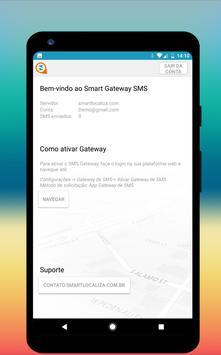 Smart Gateway SMS screenshot 1