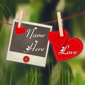 Name on Love Pics icon