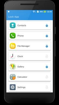 App Lock & Privacy Guard screenshot 2