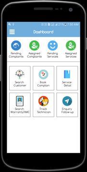 Service CRM apk screenshot