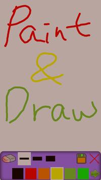 Paint and Draw for Kids screenshot 1