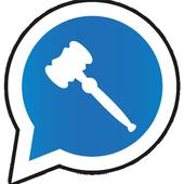 SmartLeges Law Reader icon
