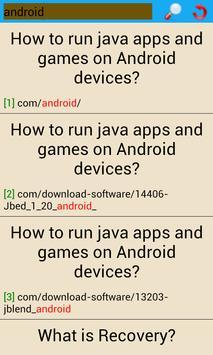 FAQ - Android - POGU - EN apk screenshot