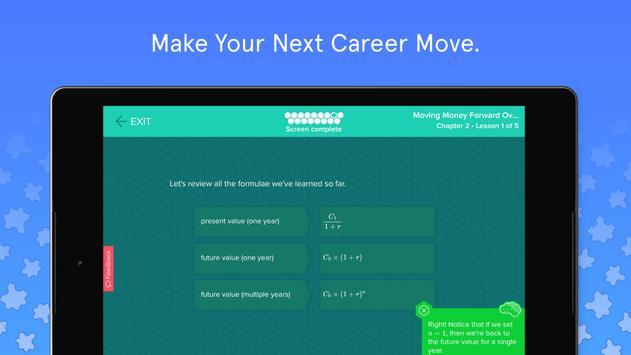 Smartly Business Courses captura de pantalla de la apk