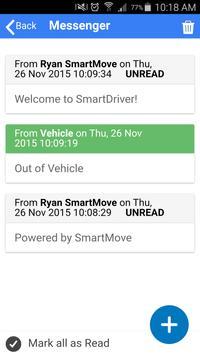 SmartDriver by SmartMove apk screenshot