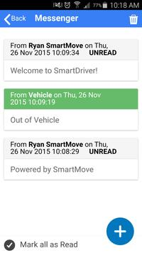 SmartDriver by SmartMove apk screenshot