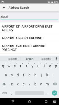 Albury Taxis screenshot 3