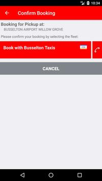 Busselton Taxi screenshot 4