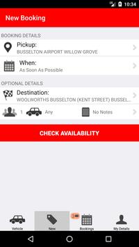 Busselton Taxi screenshot 5