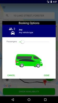 Forster-Tuncurry Taxis screenshot 1