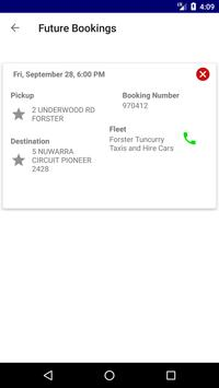 Forster-Tuncurry Taxis screenshot 2