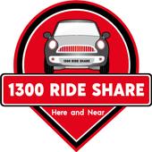 1300 RIDESHARE icon