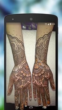 Mehndi Design Book apk screenshot