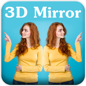 3d Mirror Photo Effect icon